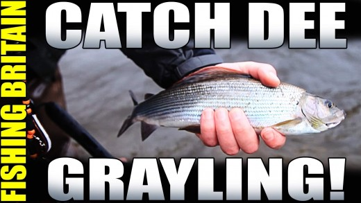 Dee Grayling, Cliff Diving and Pike fishing – Fishing Britain episode 3