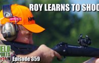 Fieldsports Britain – Roy learns to shoot