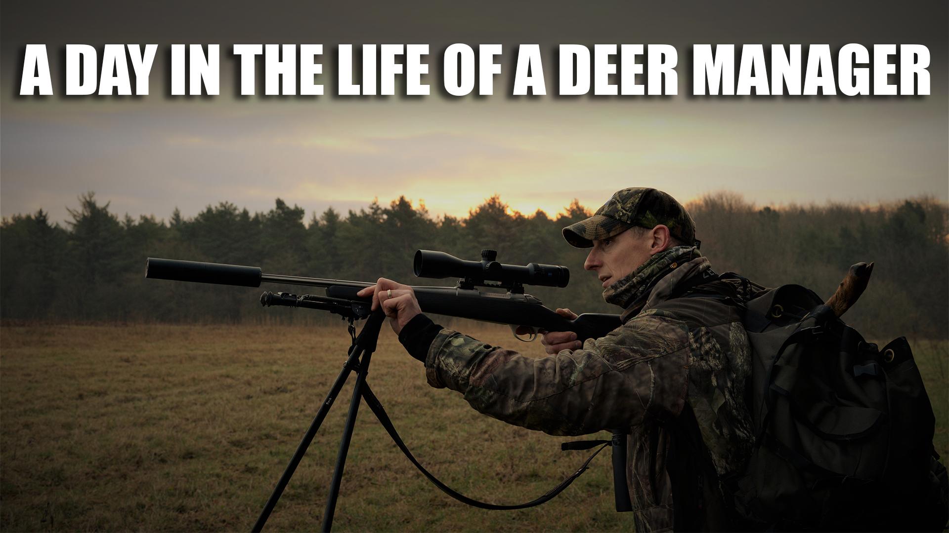 Deerstalking with Paul Childerley