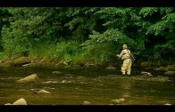 Fieldsports Britain – Oliver Edwards flyfishing and Paul Taylor on sika stalking
