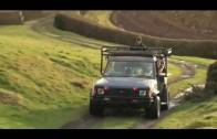 Fieldsports Britain – Rabbitting vehicle you can drive from the roof
