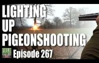 Fieldsports Britain – Lighting Up Pigeon Shooting