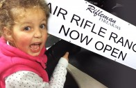 Air Rifle Range Opens