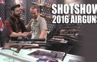 Airguns at ShotShow 2016