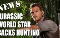 Jurassic World star backs hunting – Fieldsports Channel News