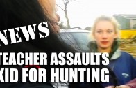 Teacher Assaults Kid for Hunting – Fieldsports Channel News