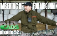 Limbering up for Airgunning – AirHeads, episode 52