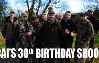Cai's 30th Birthday Shoot