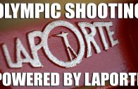 Olympic shooting: powered by Laporte