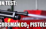On Test: Crosman CO2 Air Pistols