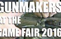 Gunmakers at the Game Fair 2016