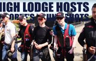 High Lodge hosts Laporte's young shots