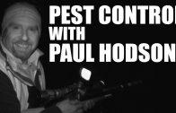 Pest control with Paul Hodson