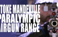Stoke Mandeville Paralympic Airgun Range