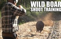 Wild Boar Shoot Training