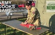 Army cooks game meat – Fieldsports Channel News