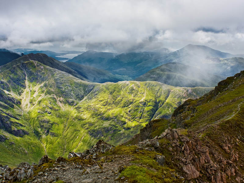 Scottish Gamekeepers And Mountaineers Unite Over Tree Plan