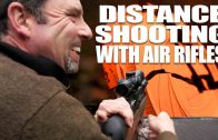 Distance shooting with air rifles