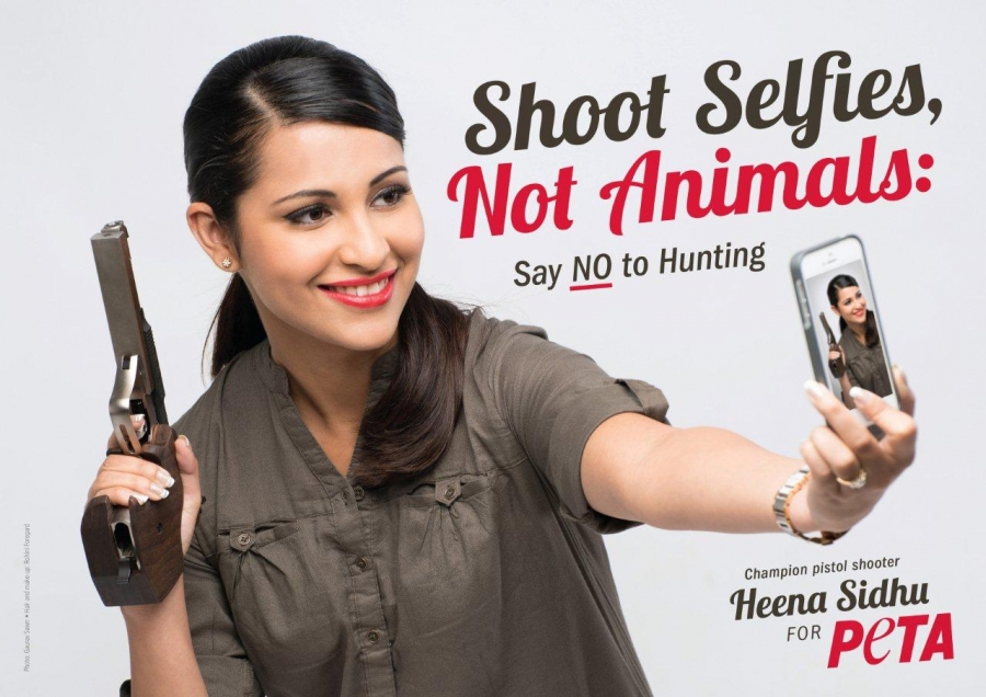 PETA's new anti-hunting campaign goes wrong