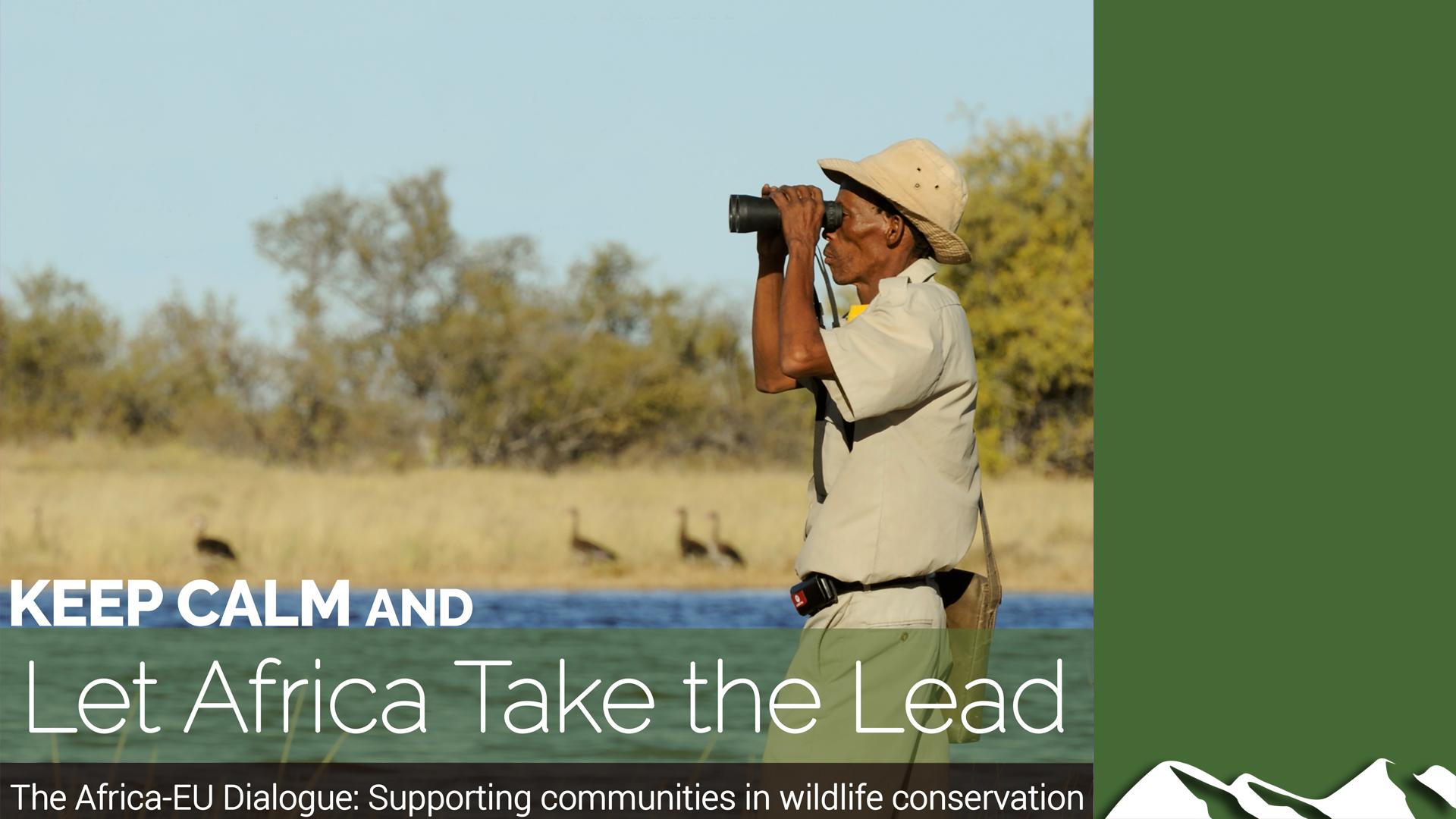 Africa begs Europe: let us hunt wildlife
