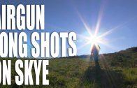 Airgun Long Shots on Skye