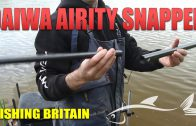 Destroying expensive Fishing Gear – Fishing Britain episode 19
