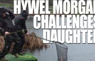 Fishing with your daughter