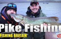 Pike Fishing on Trawsfynydd Lake