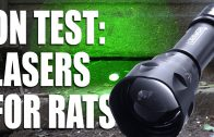 Lasers for Rats