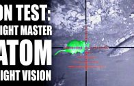 Night Master ATOM night vision – On Test