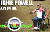 Richie Powell takes on the Target Challenge