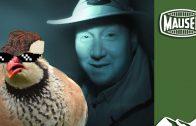 Roy's partridge protection racket