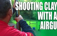 Spectacular Shooting – clay pigeons with airguns
