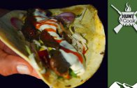 Deer heart wraps – recipe