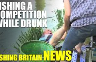 Fishing a competition while drunk – Fishing Britain NEWS