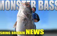 Fishing Britain News – Monster Bass