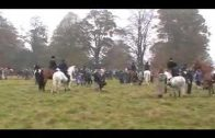 Foxhunting opening meet 2009