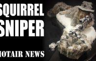 Squirrel Sniper – HotAir Airgun News