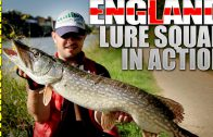Team England lure squad in action