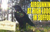 The Airgun Range at High Lodge in Suffolk