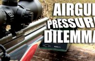 Airgun Pressure Dilemma – the ABC OF HFT