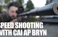 Speed Shooting with Cai ap Bryn