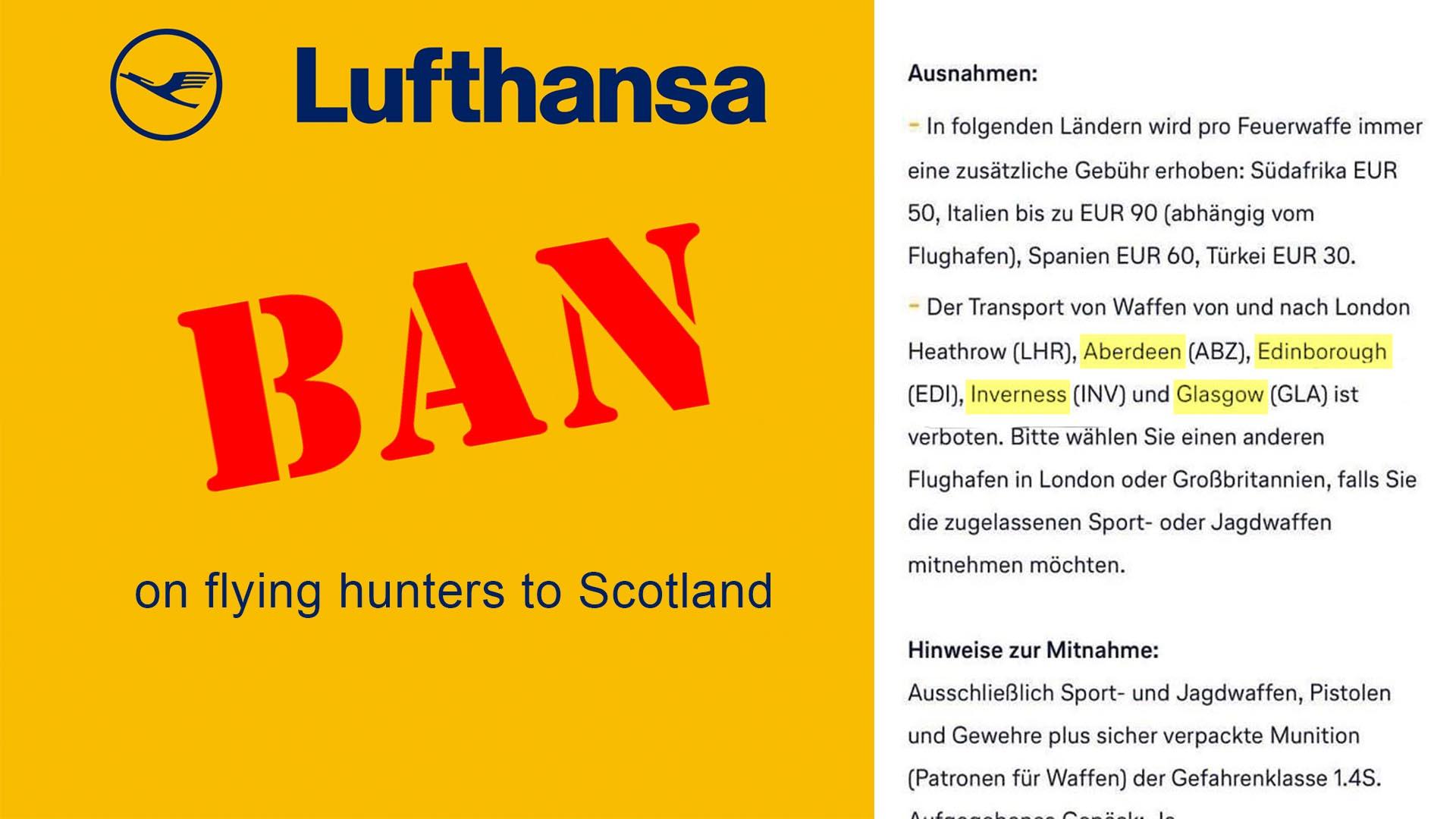UK gun laws strand hunters across Europe