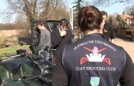 British universities clayshooting competition 2012