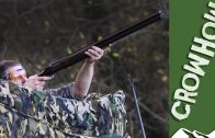 New gun & new cartridge vs armour-plated pigeons – Crowhow